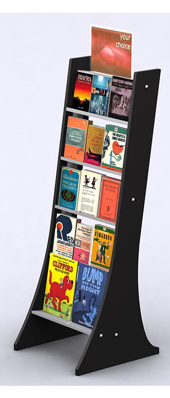 book pod single Book black