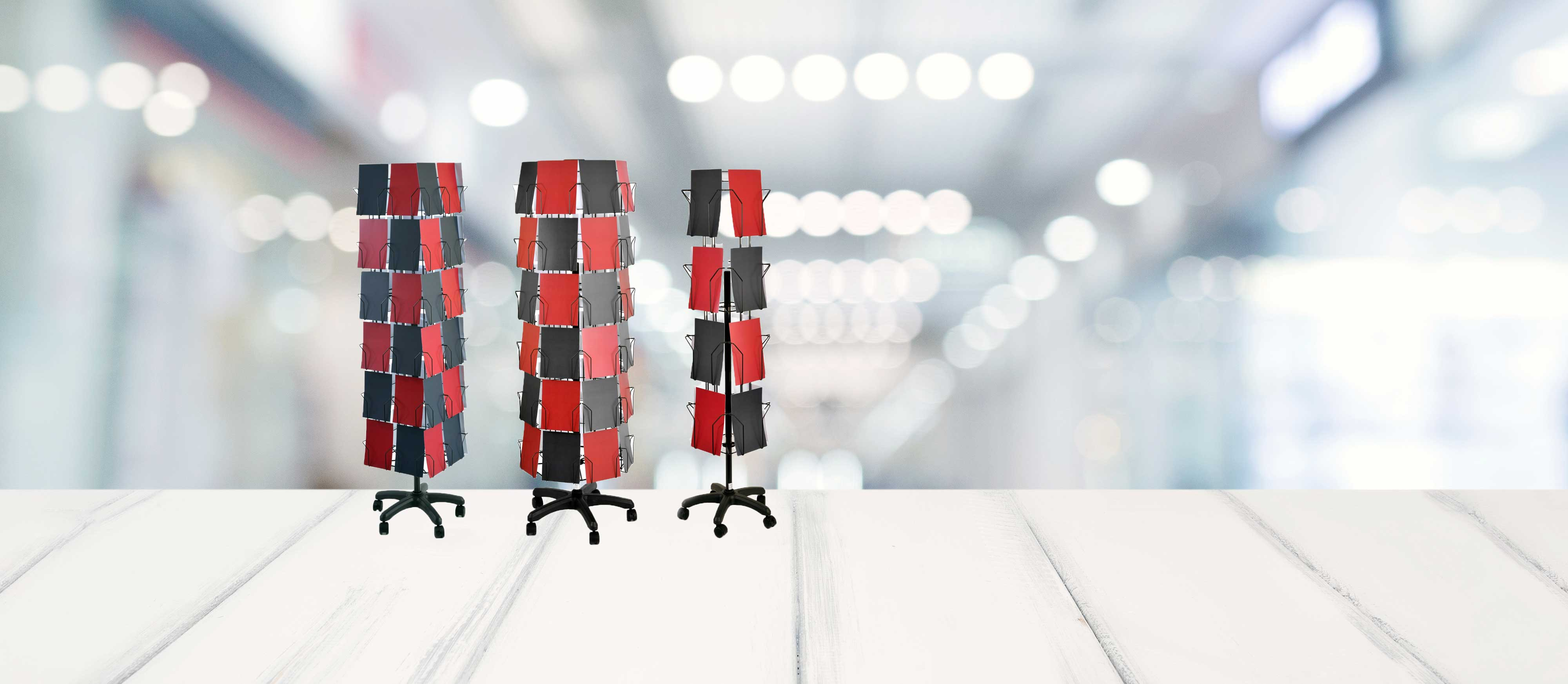 Greeting Card Display Stands