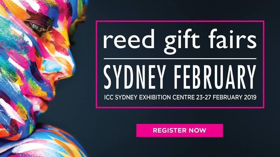 Sydney Reed Gift Fair